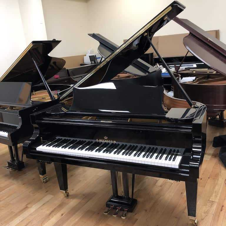 C. Bechstein Piano, Model L167, 2016
