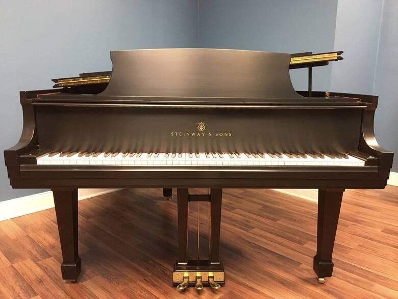 Steinway M & New PianoDisc Prodigy