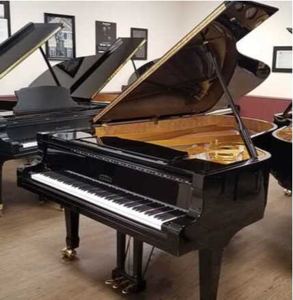 """PRE-OWNED Estonia Model 225 Grand Piano (7'4"""")"""