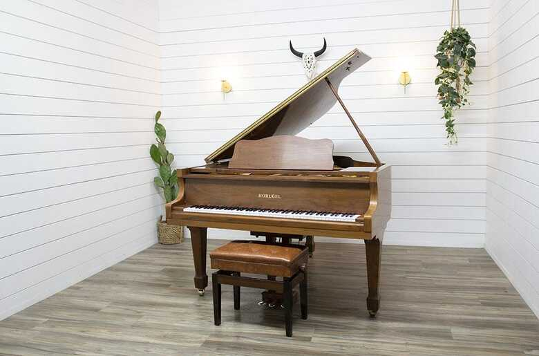 Horugel G-3A Grand Piano