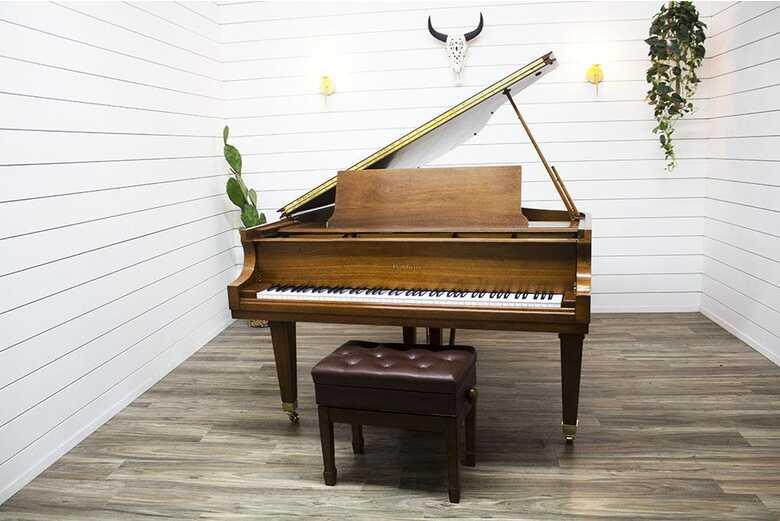 Baldwin L Grand Piano - Walnut Color