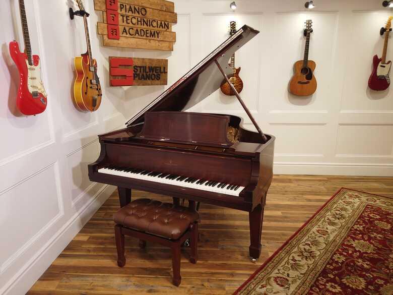 Steinway A3 Grand Piano