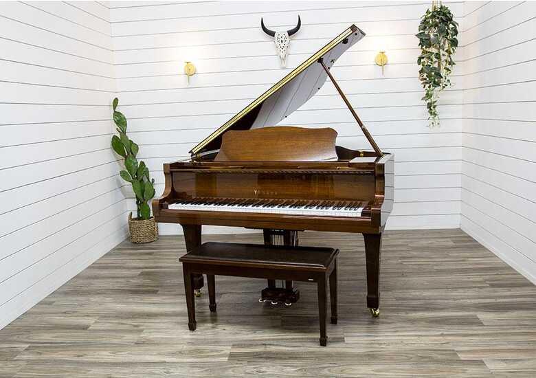 Yamaha C1 Baby Grand Piano