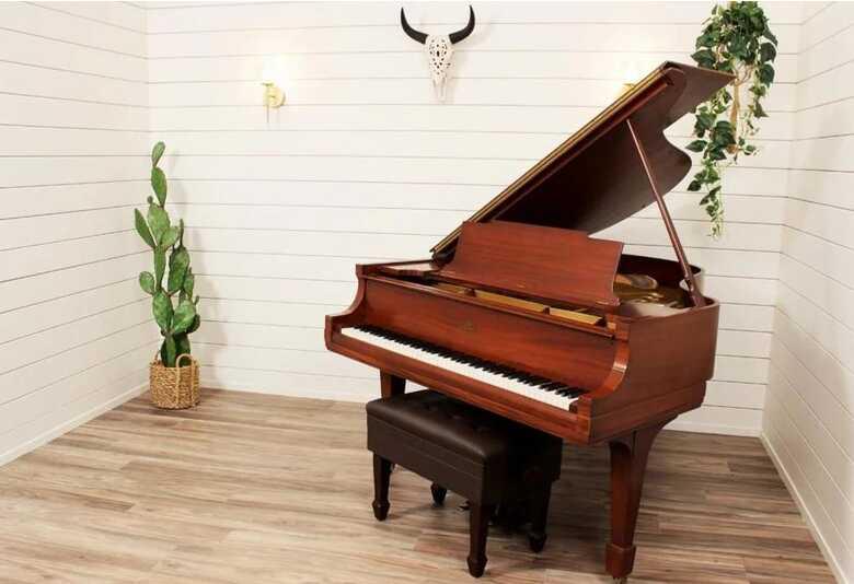 Kurtzmann Parlor Grand Piano