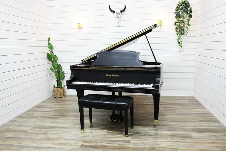Mason & Hamlin A Baby Grand Piano