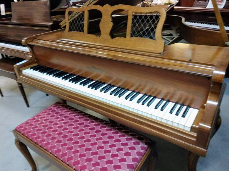 Chickering Baby Grand (Sale take 20% off)