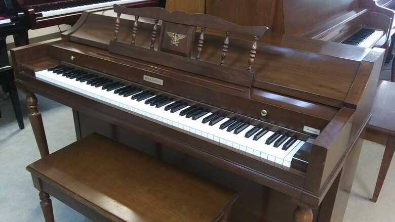 Baldwin Acrosonic Console