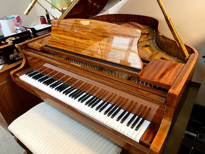 Lothar Schell Baby Grand