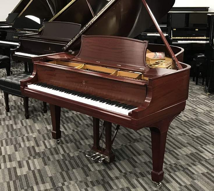 Steinway L Piano VIDEOS - Picarzo Pianos - Delivery Anywhere