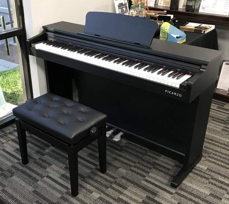 New Picarzo PDP-201 Digital Piano - VIDEOS - Picarzo Pianos
