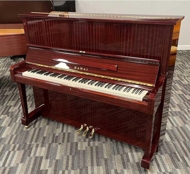 "Kawai 49"" Upright Piano - US Delivery - Picarzo Pianos"