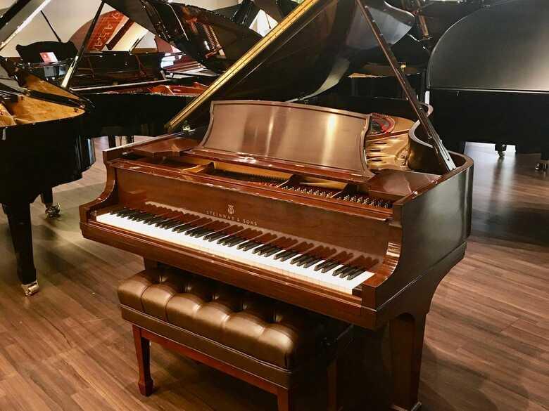 Steinway & Sons B Grand Piano