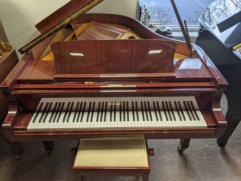 Petrof Baby Grand Piano Mint Condition