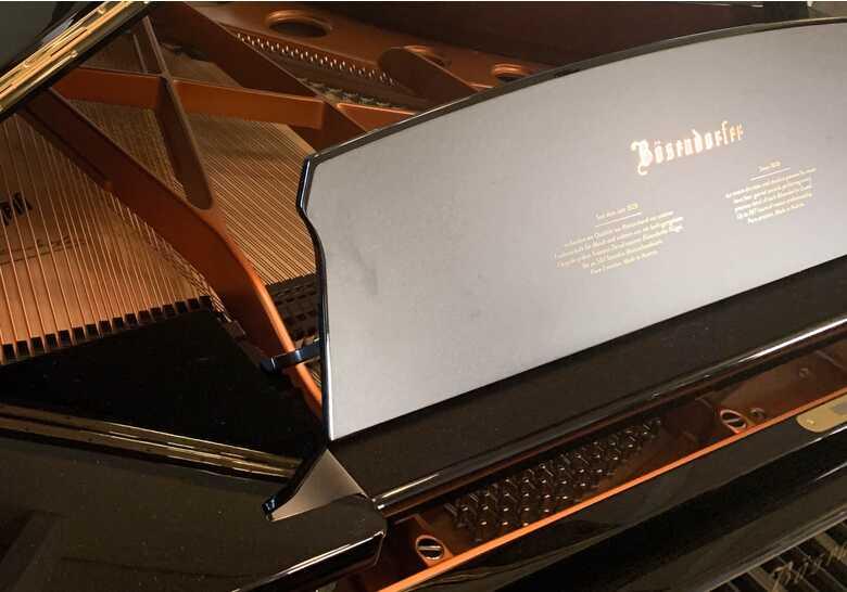 new in 2018 BOSENDORFER Model 225 Semi Concert Grand Piano