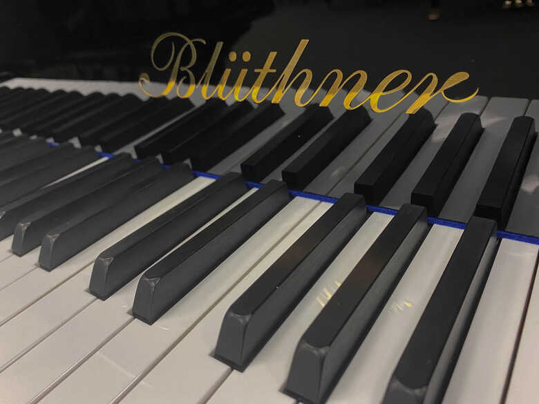 immaculate, un-used BLUTHNER Model 4 GRAND PIANO