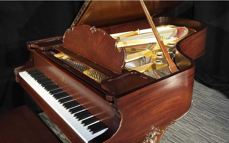 2020restoration STEINWAY & SONS Model B Louis XV Grand Piano