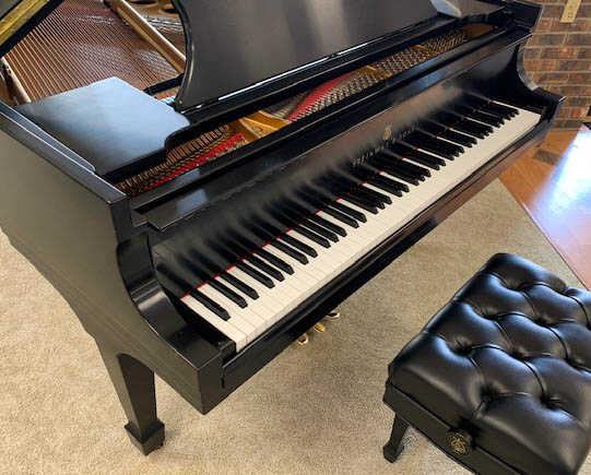 new in 2013 STEINWAY & SONS Model O Grand Piano