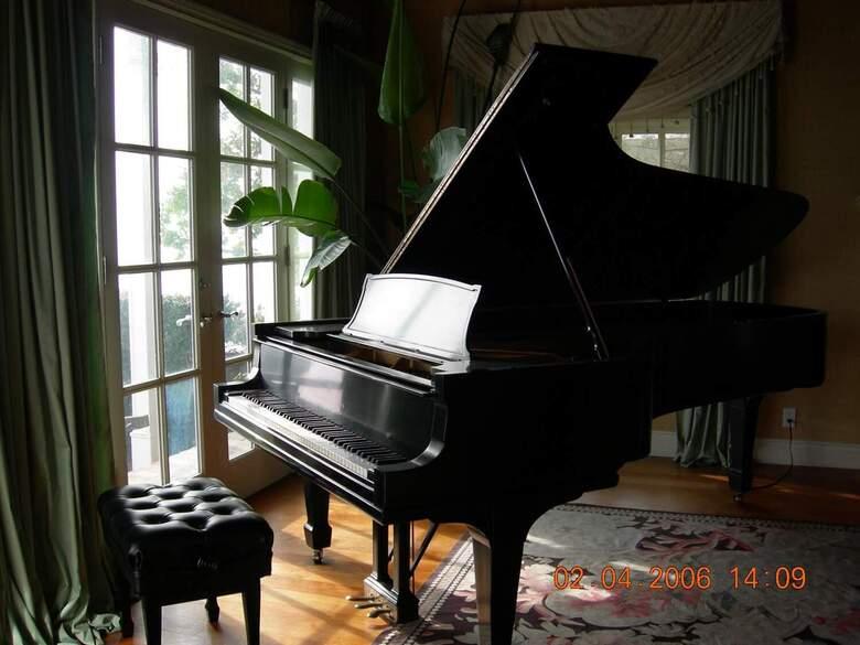 Grand Piano model D concert