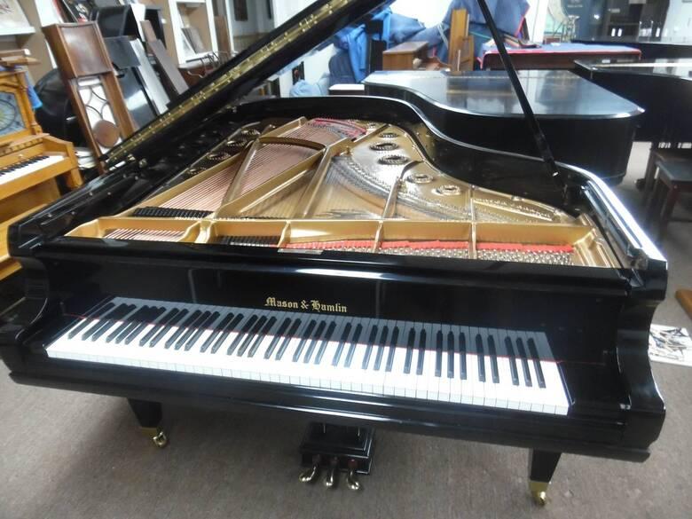 MASON HAMLIN BB 7FT THE KING OF PIANOS