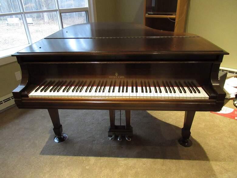 Steinway M Refurbished Grand Piano 1926