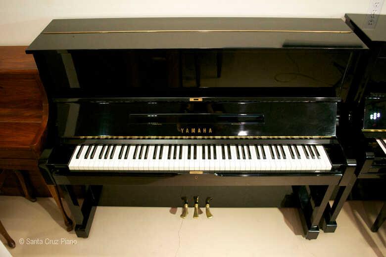 """Yamaha U1 48"""" Upright Piano [1119]"""