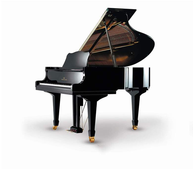 YOUNG CHANG Classic Grand Piano with built-in QRS system