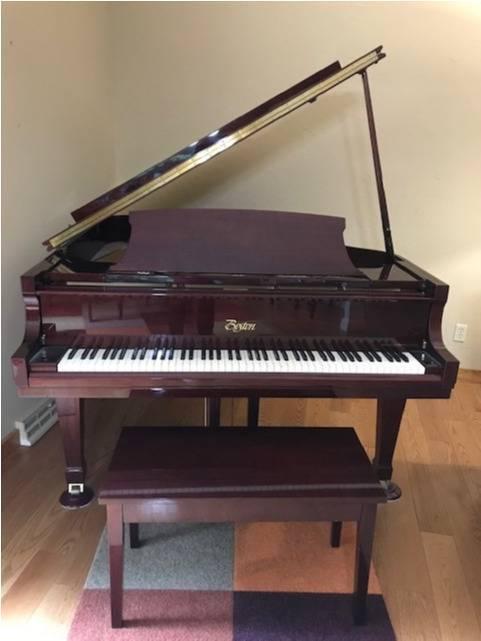 Boston GP-178 Grand Piano --like new, one owner