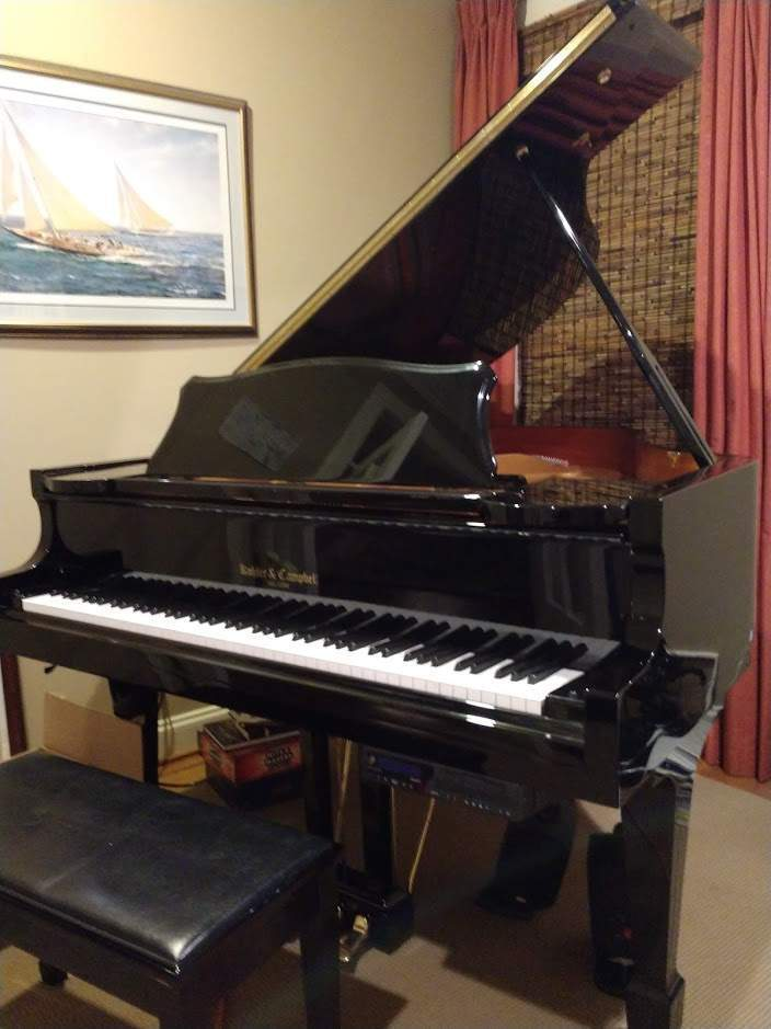 Great in home piano !