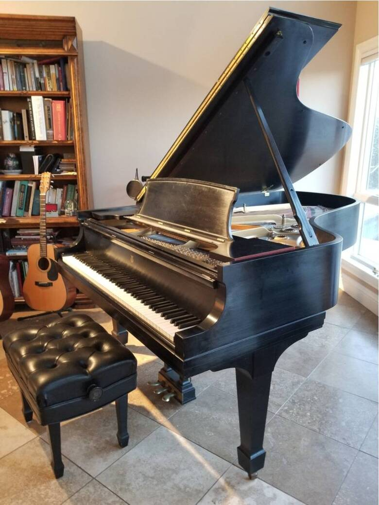 Absolutely Exceptional Sound STEINWAY Model B Showroom ready