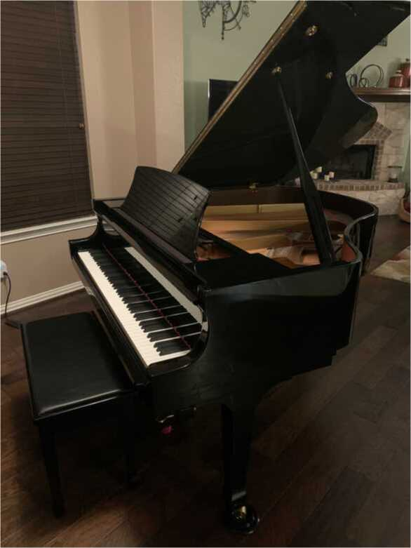 Beautiful Baby Grand for sale