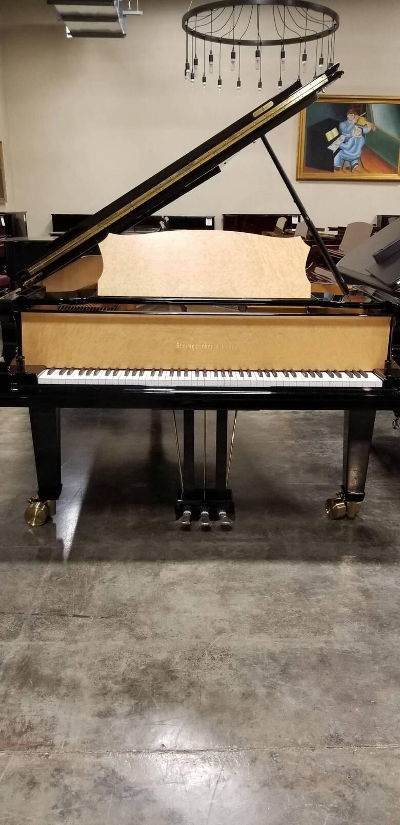 Steingraeber | 2008 | E-272 9 FT Concert Grand Piano| Custom