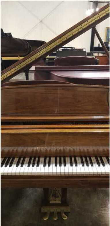 """Steinway And Sons Crown Jewel 
