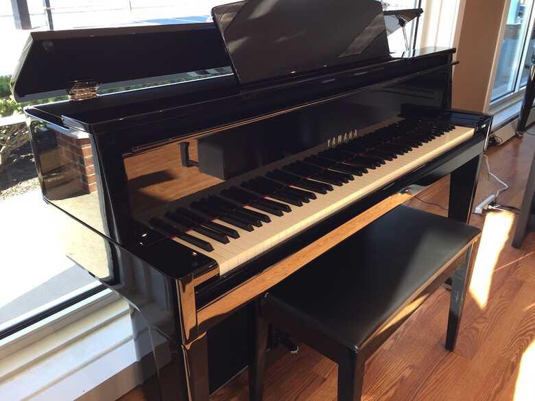 Yamaha AvantGrand N2 - Hybrid Piano with Grand Action