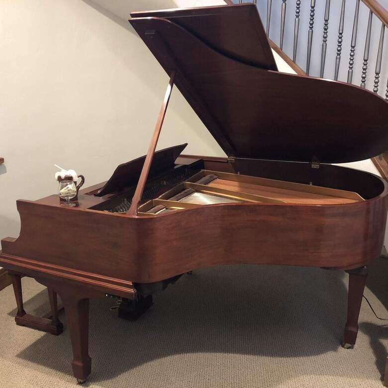 Steinway Model O Piano - Gorgeous!
