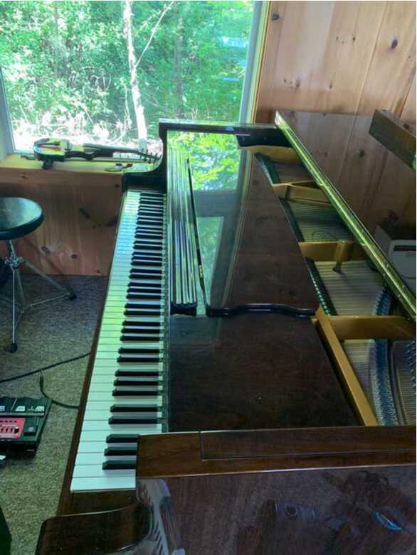 Petrof Grand piano beautiful sound