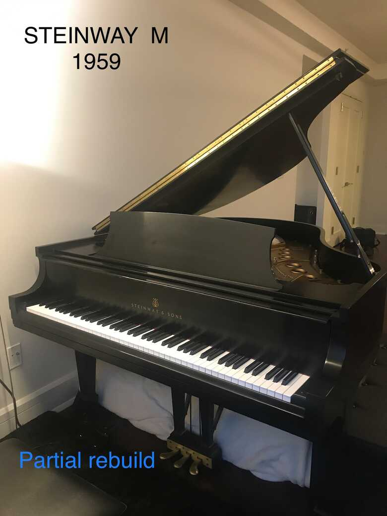 Steinway M from 1959