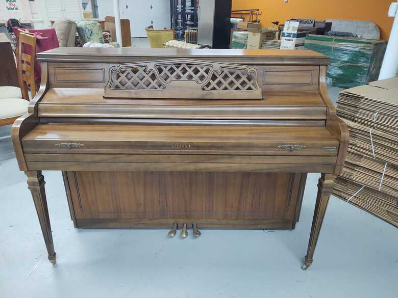 Excellent Condition Kimball Piano and Bench