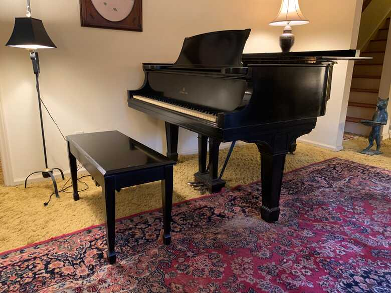 Steinway & Sons Baby Grand Model A
