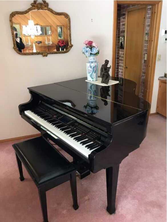 Great, well kept Baldwin digital piano