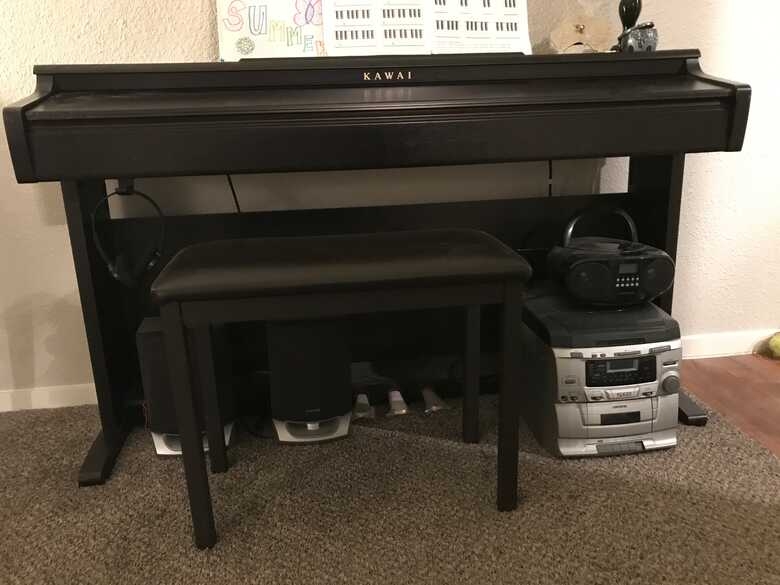 Kawai CN39 Digital Rosewood Piano