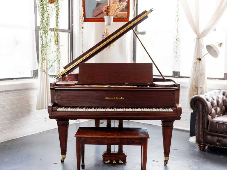 Mason and Hamlin Baby Grand Piano*Totally rebuilt
