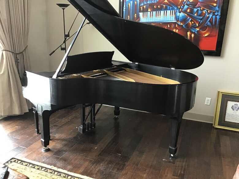 Perfect Steinway
