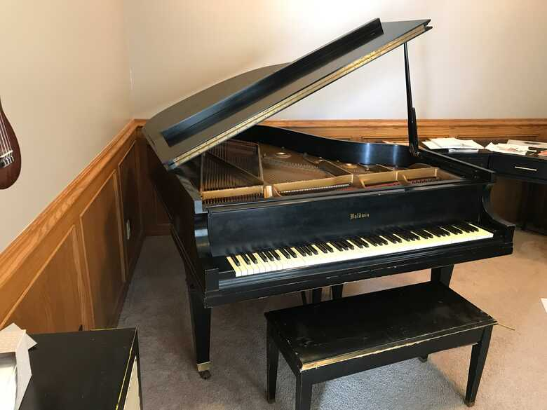 Baldwin Parlor Grand Piano