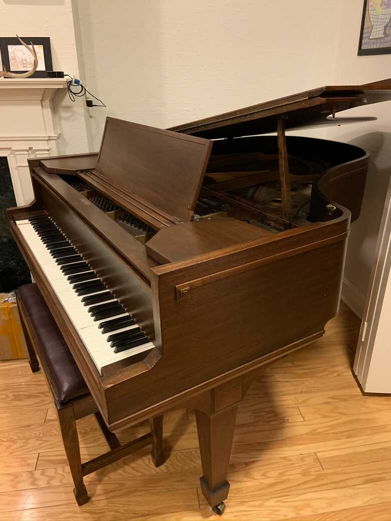 Please come get my family piano!