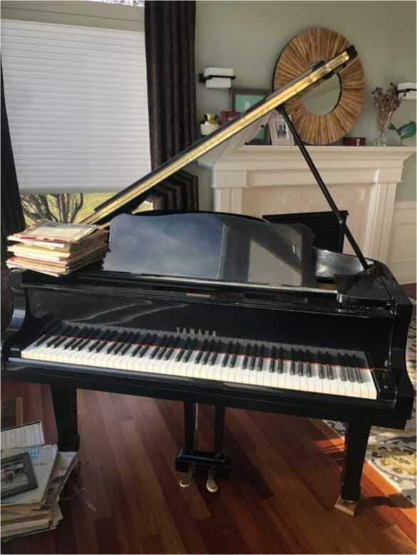 Great Condition Yamaha G3 Grand Piano