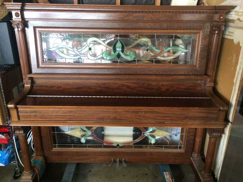 Ragtime Player Piano