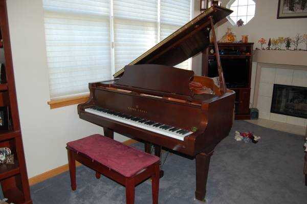 Young Chang Like New Baby Grand