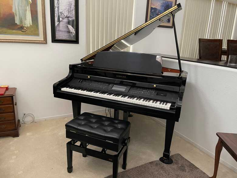 Digital Grand Piano
