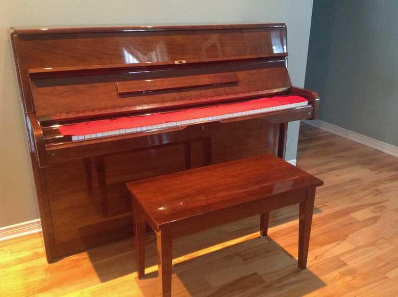 Beautiful Upright Young Chang Piano