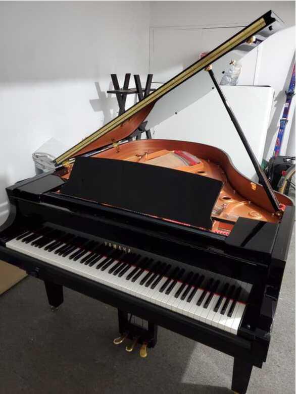 Yamaha C2X Grand Piano 2019